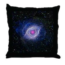 Eye of the Universe Throw Pillow