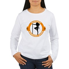 Support Working Moms T-Shirt