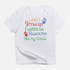 Awesome Like My Uncle Infant T-Shirt