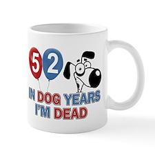 52 year old gift ideas Mug