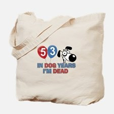 53 year old gift ideas Tote Bag