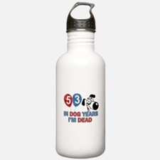 53 year old gift ideas Water Bottle