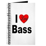 I Love Bass Journal