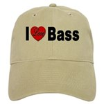 I Love Bass Cap