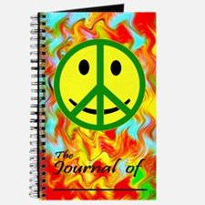 Smiley Peace Journal