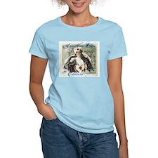 Vintage Army Nurse Corps - BLUE T-Shirt