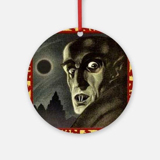 Nosferatu (1922) Ornament (Round)