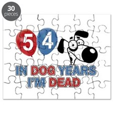 54 year old gift ideas Puzzle
