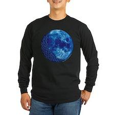 Celtic Knotwork Blue Moon T