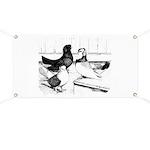 Koros Tumbler Pigeons Banner