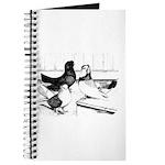 Koros Tumbler Pigeons Journal