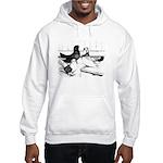 Koros Tumbler Pigeons Hoodie