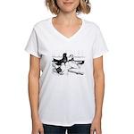 Koros Tumbler Pigeons T-Shirt