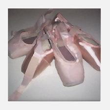 Ballet Photos Tile Coaster