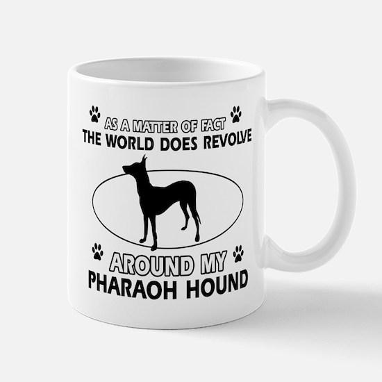 Pharaoh Hound dog funny designs Mug