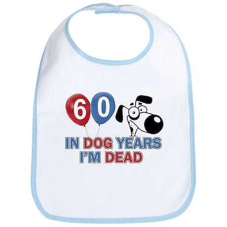 60 year old gift ideas Bib