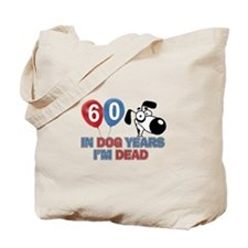 60 year old gift ideas Tote Bag