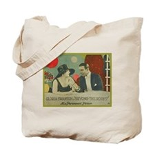 Beyond the Rocks (1922) Tote Bag