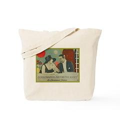 Beyond the Rocks (1922) Tote Bag