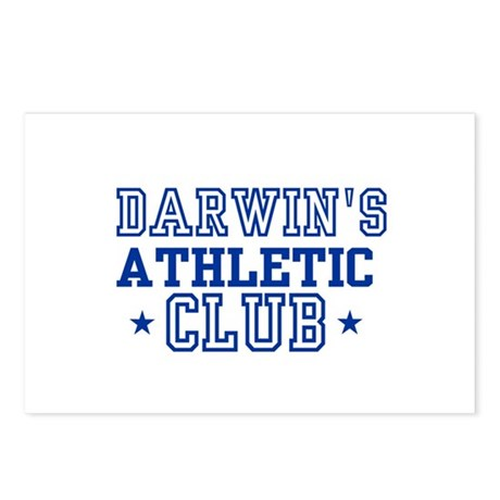 Darwin Postcards (Package of 8)