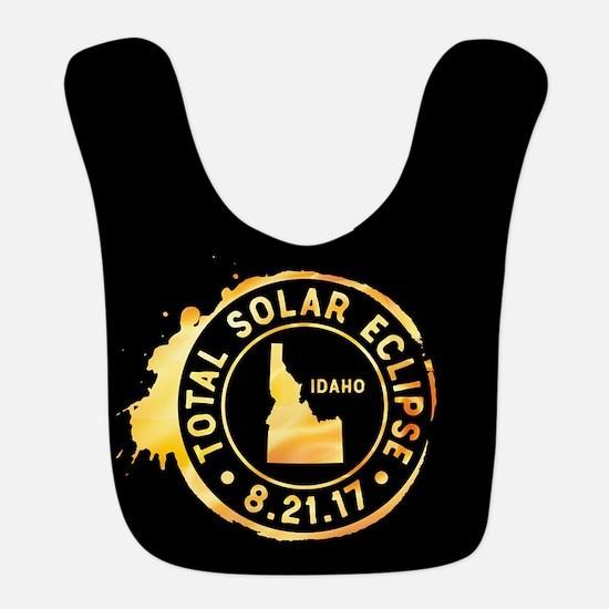 Eclipse Idaho Polyester Baby Bib