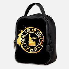 Eclipse Idaho Neoprene Lunch Bag