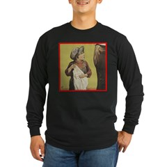 Peck's Bad Boy (1921) Long Sleeve Dark T-Shirt