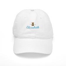 Blue Teddy - Elizabeth Baseball Cap