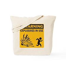 Mythbusters Tote Bag