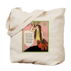 The Great Moment (1921) Tote Bag