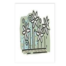 Cute Daisies Postcards (Package of 8)