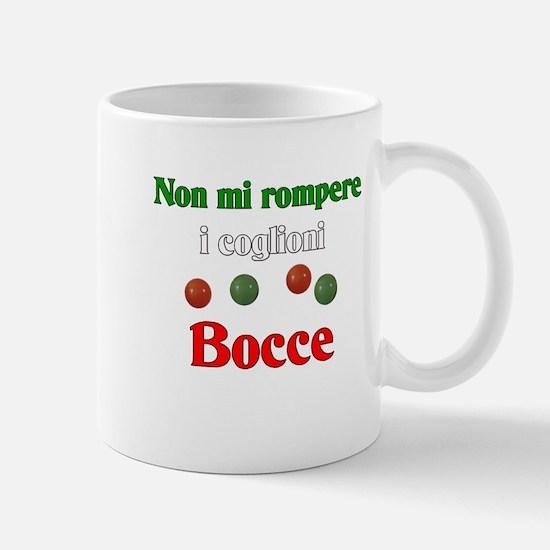 Don't Bust My Balls Bocce Mugs