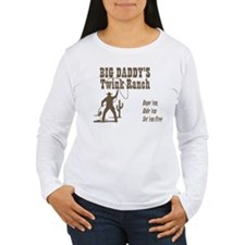 Big Daddys Twink Ranch Long Sleeve T-Shirt