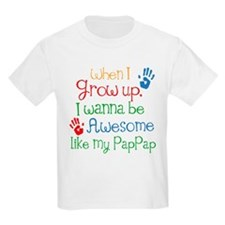 Awesome Like My PapPap T-Shirt