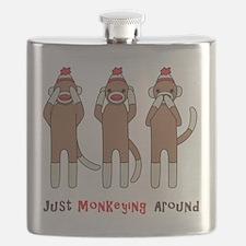 Monkeying Around Flask