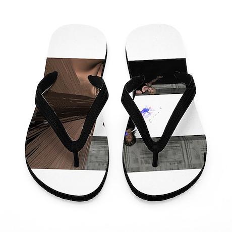 Xam and Claire 2 2 Flip Flops