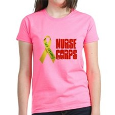 US Army Nurse Corps Ribbon T-Shirt