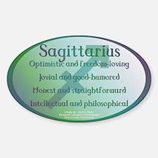 Sagittarius Bumper Stickers