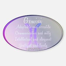 Gemini Astrology Bumper Stickers