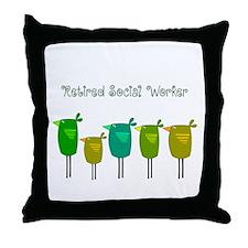 RT SW 99 Throw Pillow