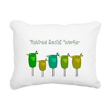 RT SW 99 Rectangular Canvas Pillow