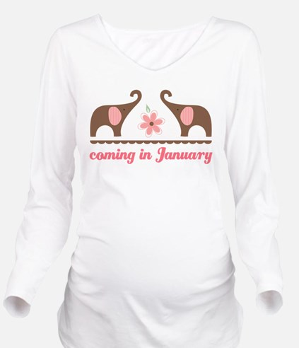 elephant january T-Shirt