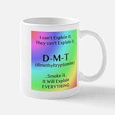 DMT Explain Small Small Mug