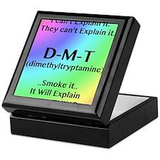 DMT Explain Keepsake Box