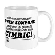 Cymric cat gifts Mug