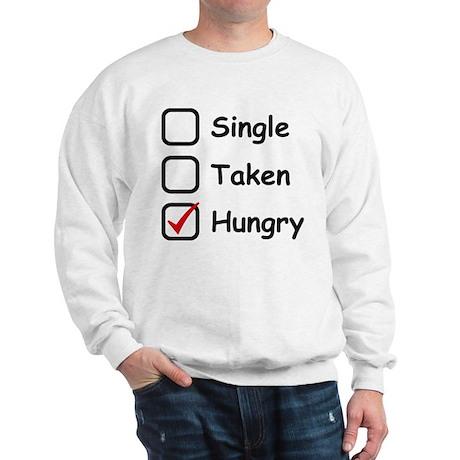 Hungry Sweatshirt