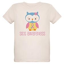 SIDS Awareness Owl T-Shirt