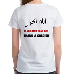 Thank a Soldier Tee