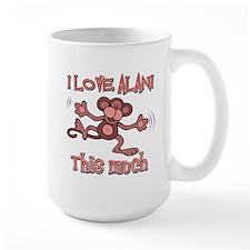 I love Alani Mug