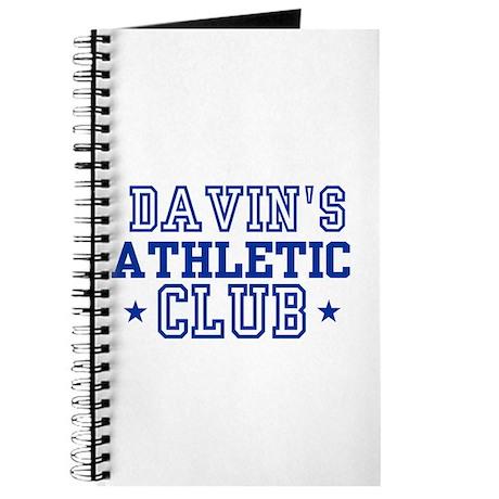 Davin Journal